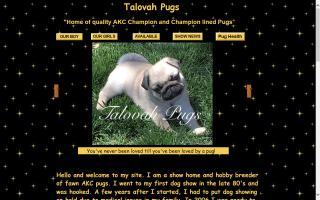 Talovah Pugs