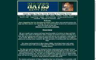 Hayes HappyDog Day Care Boarding &Training Center / Honora's Golden Retrievers