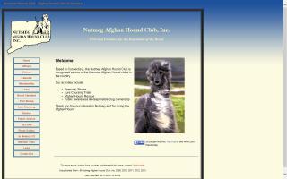 Nutmeg Afghan Hound Club, Inc.