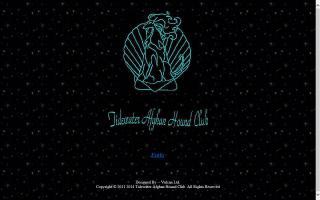 Tidewater Afghan Hound Club