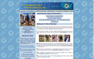 Airedale Terrier Club of America, Inc. - ATCA