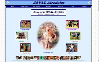 Joval Airedales