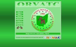 Ohio River Valley Airedale Terrier Club - ORVATC