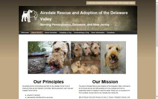 Airedale Rescue and Adoption of the Delaware Valley - ARADV