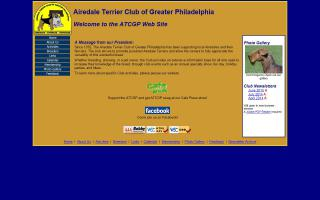 Airedale Terrier Club of Greater Philadelphia - ATCGP