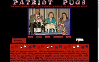Patriot Pugs