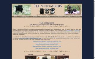 TLC Schnauzers