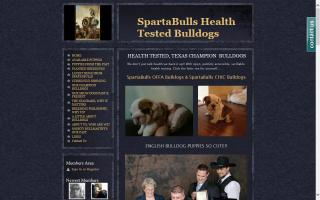 Sparta Bullmastiffs & Bulldogs