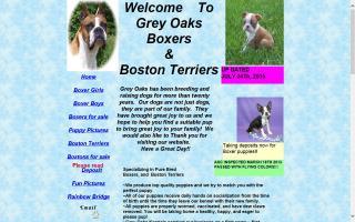 Grey Oaks Boxers