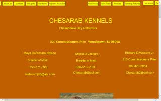 Chesarab Kennels