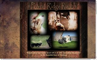 Prairie Ridge Ranch