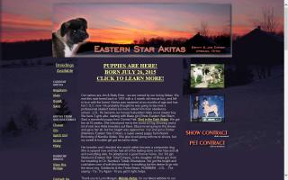 Eastern Star Akitas