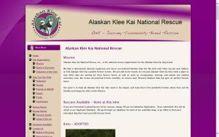 Alaskan Klee Kai National Rescue