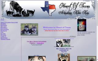 Heart of Texas Alaskan Klee Kai