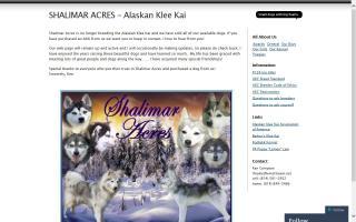 Shalimar Acres