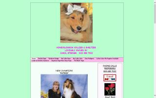 Honeyblossom Collies & Shelties