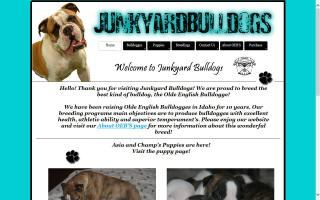 Junkyard Bulldogs
