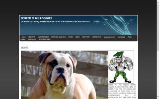 Semper Fi Bulldogges