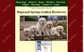 Dogwood Springs Golden Retrievers