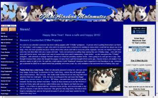 O'Mal Alaskan Malamutes