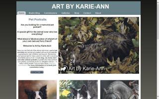 Pet Portraits and Wildlife Art - Karie-Ann Cooper
