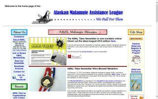 Alaskan Malamute Assistance League - AMAL