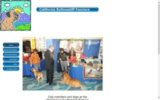 California Bullmastiff Fanciers
