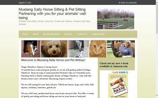 Sally's Pet Sitting