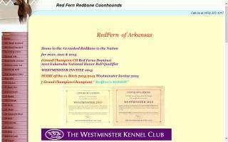 RedFern Redbones