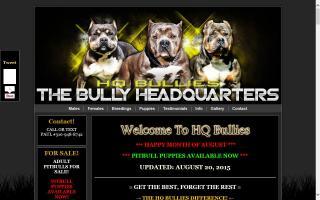 HQ Bullies