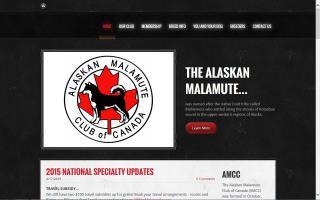 Alaskan Malamute Club of Canada - AMCC