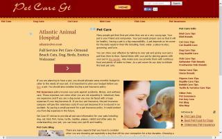 Pet Care Gt