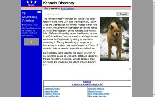 Dog Kennels Directory