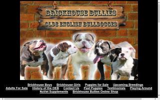 Brickhouse Bullies