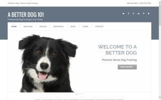 A Better Dog 101