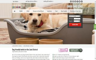Lake District Hotels - Dog Friendly Hotels