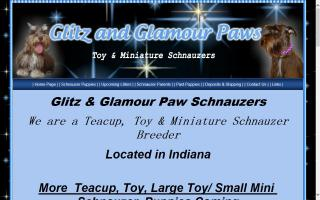 Glitz and Glamour Paws