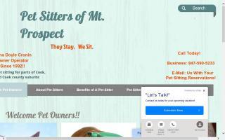 Pet Sitters of Mt. Prospect