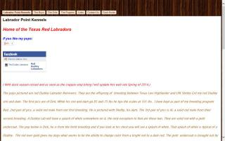 Labrador Point Kennels