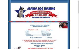 Aranda Dog Training