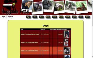 Huggable Pets Farm Bloodhounds