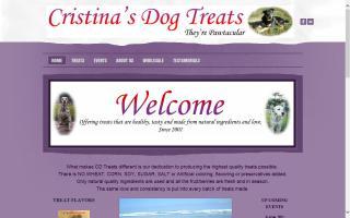 Cristina's Dog Treats